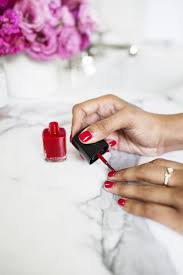 how to get nail polish off clothes popsugar beauty
