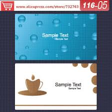 Design Your Own Cards Online Aliexpress Com Buy 0116 05 Business Card Template For