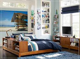 cool bedroom ideas for teenage guys teen rooms white and light blue nautical teenage guys bedroom design