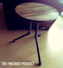 Diy Round End Table by Designing Your Own Side Table U2013 10 Inspiring Suggestions