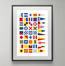 Army Signal Flags International Maritime Signal Flags Summer Alphabet Flags