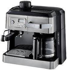 Amazon DeLonghi BC0330T bination Drip Coffee and Espresso