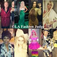 celebrities in halloween costumes 2012 u2013 la fashion judge