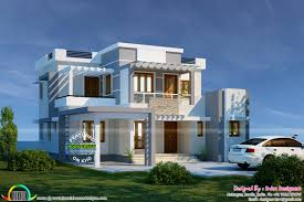 vastu compatible contemporary home by d arc designers kerala