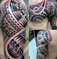 61 spectacular tribal tattoos designs that symbolize strength