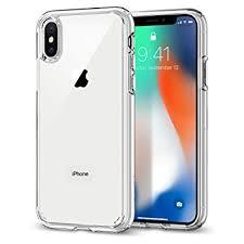 Iphone X Iphone X Iphone 10 Spigen Ultra Hybrid Transparent