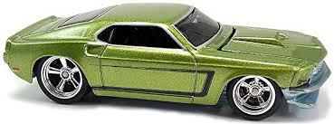 2007 Black Mustang 69 Ford Mustang U2013 79mm U2013 2007 Wheels Newsletter