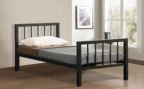 time living metro metal bed frame mattress online