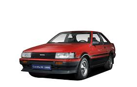 toyota car company corolla history of toyota sports cars