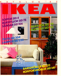 Ikea Catalog Can You Spot Any Differences Between Vintage And Modern Ikea