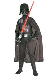 star wars kids halloween costumes child deluxe darth vader costume boys darth vader costumes