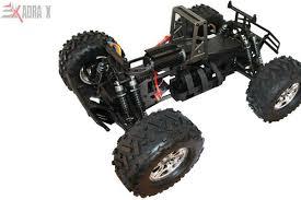 rc monster jam trucks raptor e 1 8 electric brushless monster truck with 2 4g radio set