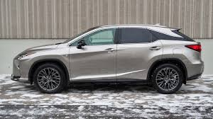 lexus crossover 2017 2017 lexus rx 350 test drive review