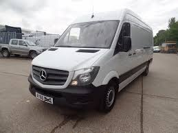 mercedes benz sprinter 314cdi lwb panel van euro 6