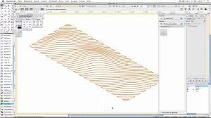 vectorworks 2017 freeform modeling stairs vectorworks