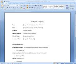 best photos of meeting notes template word meeting minutes