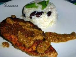 cuisine jamaicaine riz au lait de coco et haricots rouges par les carnets de sicacoco