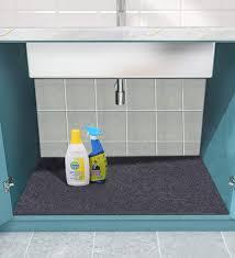 kitchen sink cabinet mats best kitchen sink base rubber mat your kitchen
