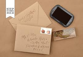 Diy Save The Dates Tutorial Rubber Stamp Mountain Inspired Save The Dates