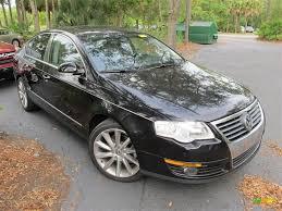 2007 black volkswagen passat 2007 volkswagen passat 3 6 sedan in deep black 015515 jax