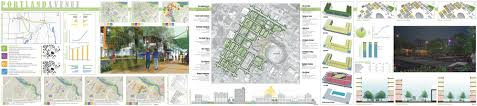 Portland State University Map by Gallery Of Uli Announces Finalist Teams For 2013 Student Urban