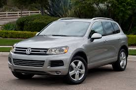 2012 volkswagen touareg specs and photots rage garage