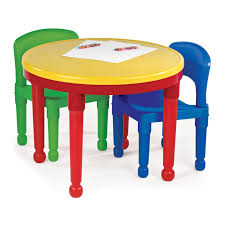 tot tutors table and chair set tot tutors kids 2 in 1 plastic compatible activity table and 2