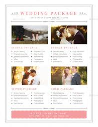 Simple Wedding Planner Modern Clean Simple Wedding Planner Flyer By Guuver Graphicriver