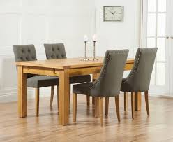 Small Glass Dining Table And 4 Chairs Solid Oak Dining Table 4 Chairs Interior Design
