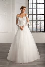 wedding dresses with sleeves uk cosmobella collection official web site 2016 collection style