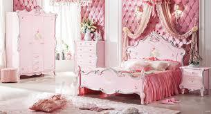 baroque style kids bedroom set princess theme kid solid wood