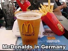 Meme Mcdonalds - mcdonalds in germany meme