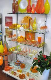 what a beautiful display of orange u0026 yellow merchandising ma