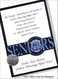 best 25 high school graduation invitations ideas on