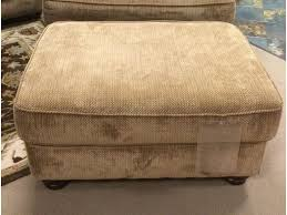 Ottomans by Albany 8645 Ottoman Miskelly Furniture Ottomans