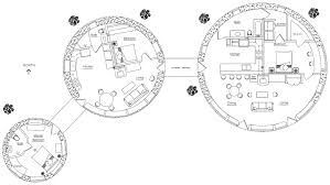 round house plans floor plans thatched round house plans superadobe plan two room design modern