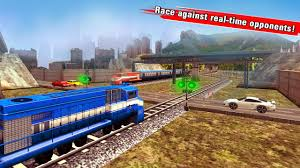 train racing games 3d 2 player android apps on google play