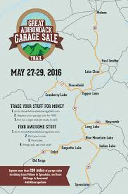 Malone Ny Map Residents Invited To Register For Great Adirondack Garage Sale