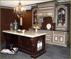 Furniture Style Kitchen Cabinets by Mahogany Kitchen Cabinets Kitchen Design