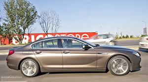bmw 6 series gran coupe review autoevolution