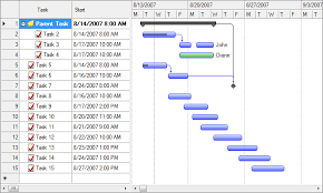 gantt chart excel software