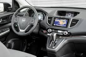 honda crv 2016 interior 2015 honda cr v touring awd review long term verdict