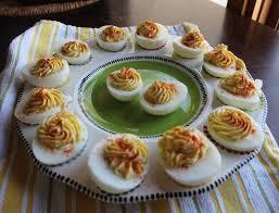 deviled eggs the gingham apron