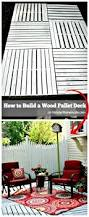 Black Pallet Patio Furniture Best 25 Pallet Deck Furniture Ideas On Pinterest Sectional