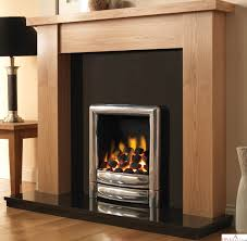pureglow stanford and premium gas fireplace suite gas fireplaces