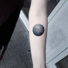 50 earth shattering space tattoos that are literally out of this