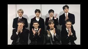 exo japan album exo 2018 1 24 japan 1st album countdown member comment youtube
