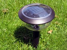 Solar Panel Landscape Lighting The Different Components Of Outdoor Solar Lights