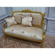 canapé style baroque canape style baroque achat vente pas cher