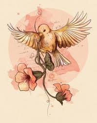 bird maybe with my anchor instead of side view bird hmmm